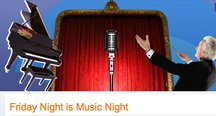 Friday Night is Music Night, BBC Radio 2